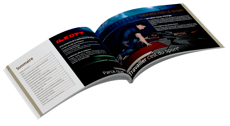 ILKOTT_Catalogue produits ergonomiques